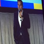 RT @BillRancic: Thanks for having me as your keynote speaker today... Such a Great audience! RT @CandyandSnack:  @CandyUSA #Candy16 https:/…