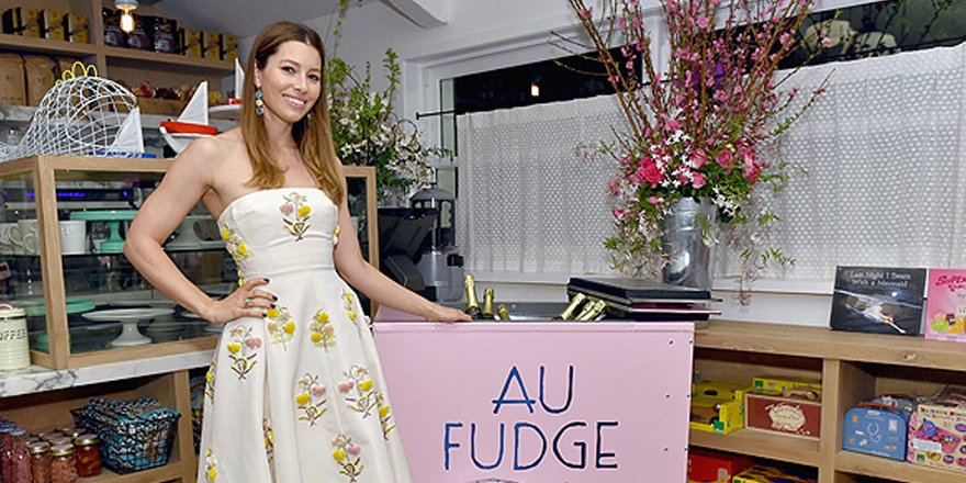 Jessica Biel talks dining out with kids: 'You're full of anxiety'