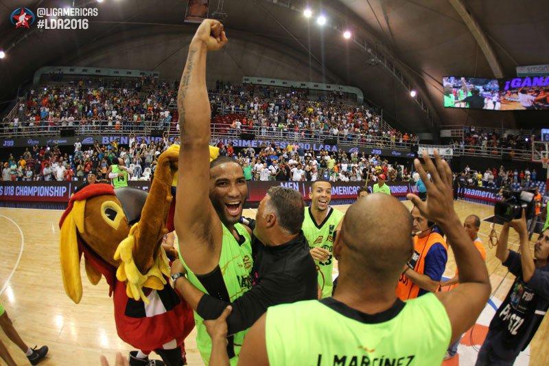 ¡Barquisimeto será sede del #Final4 de la DIRECTV Liga de las Américas 2016! #LDA2016 Leer: https://t.co/XaV684m0Rn https://t.co/mLmby11Vok
