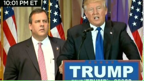 Authorities have issued an Amber Alert...they're searching for Chris Christie's dignity! https://t.co/bvmtPPlPEv