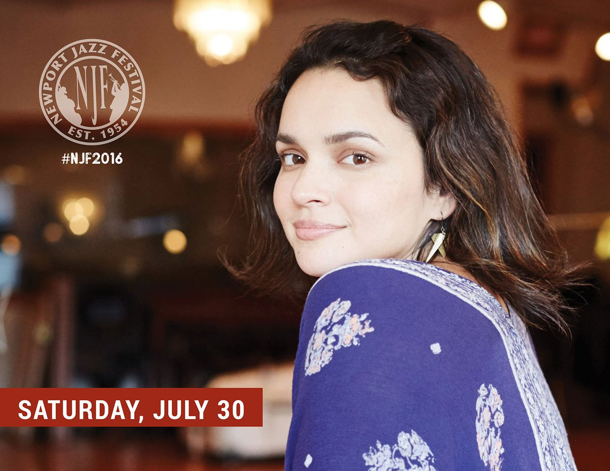 """""""This year @NorahJones will appear at both the @NewportFolkFest and #NJF2016"""" --#GeorgeWein https://t.co/E9tIklH64Q https://t.co/kAO6HTMf4u"""