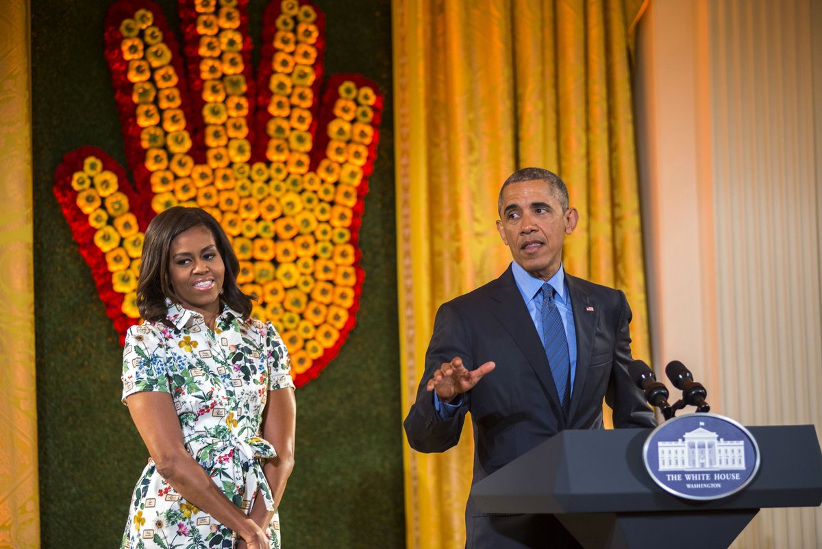 President Barack Obama, Michelle Obama to speak at