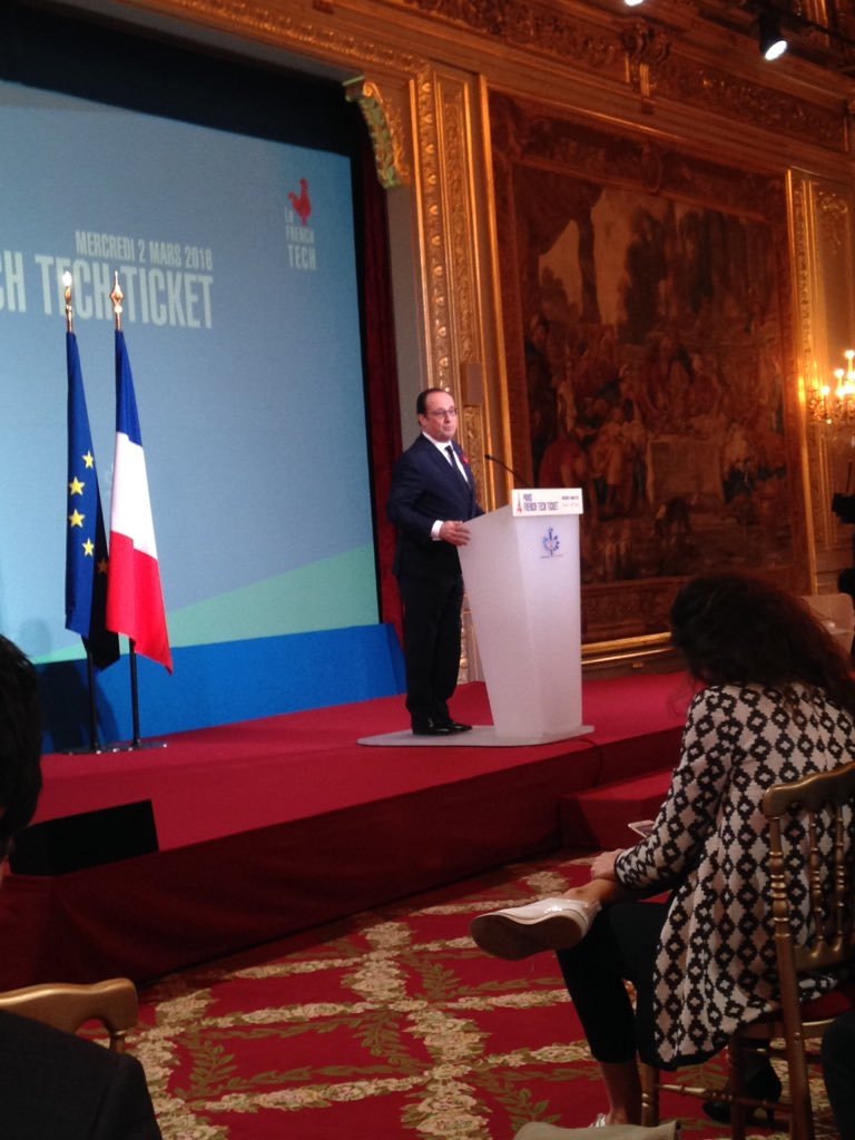 "A ""talent passport"" will be launched in september for foreign entrepreneurs to stay 4 years in France #FTTicket https://t.co/8avFgUYXXM"