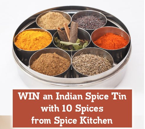 A quick reminder – Our #competition to win this spice tin from @SpiceKitchenUK ends Sunday https://t.co/IgQeZW1P91 https://t.co/15iWSaQwCb