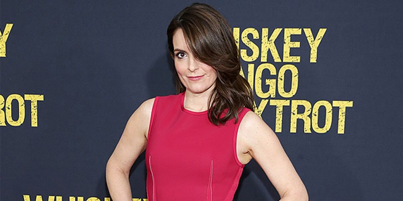 Tina Fey on her look at the Oscars: 'Wheel me out with the garbage!' via @People_Style