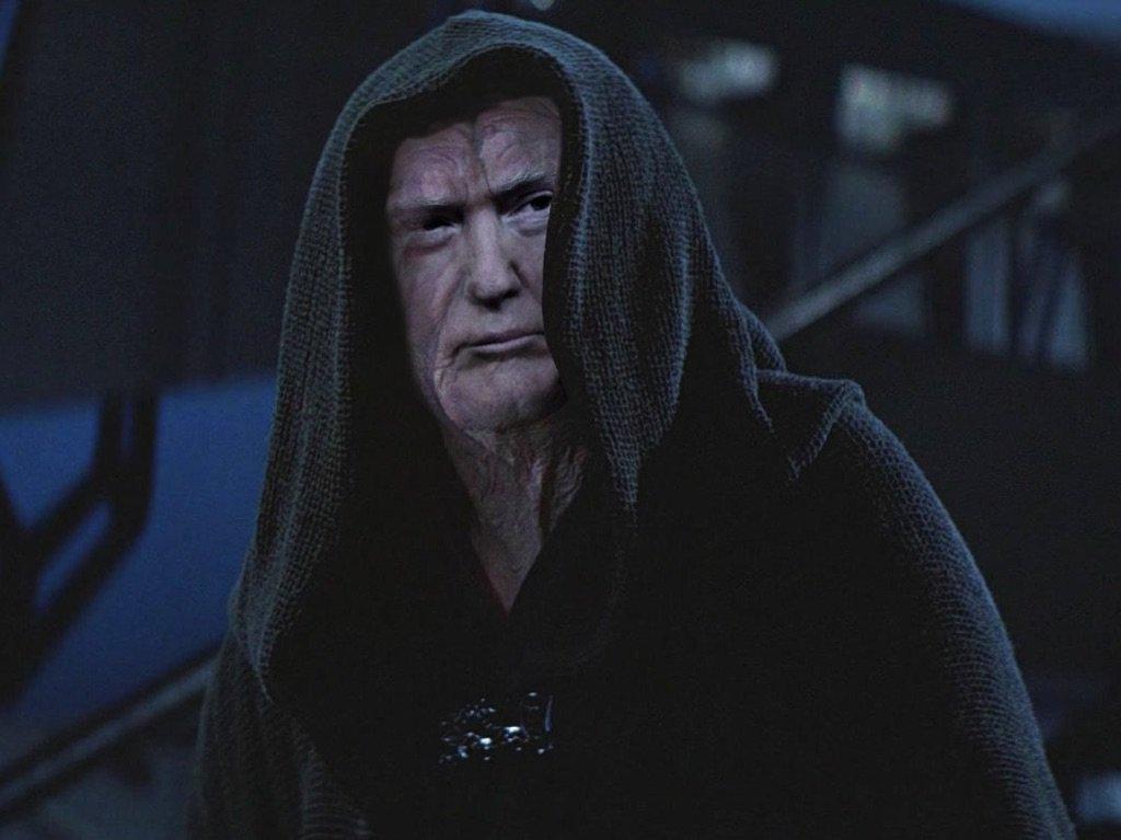 #TwoWordTrump Wannabe Emperor... https://t.co/KMTkOi7q79