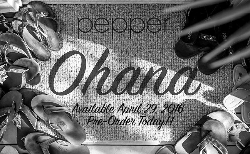 OHANA April 29th on  @LawRecords Click the Link for a preview https://t.co/YyEdks5mAE #PepperOhana #NoneEscapeTheLaw https://t.co/ZP41F9mIjR