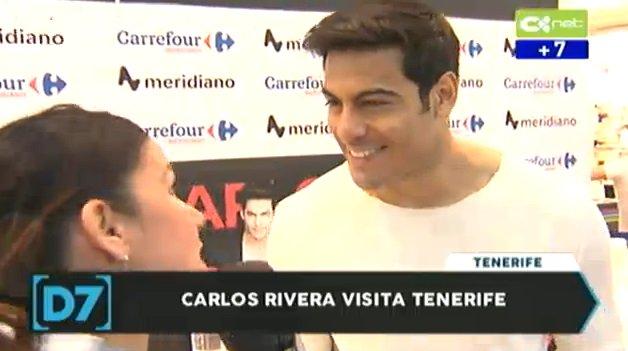Nuestra compañera tuvo el privilegio de hablar en @DirectoALas7 con @_CarlosRivera ¿Lo viste? https://t.co/wGmPC1gkEk