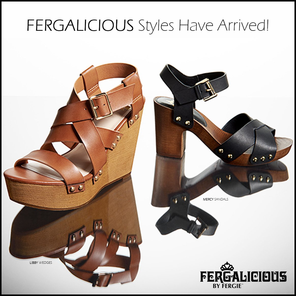RT @FergaliciousBF: Now u can shop glamorous #Fergalicious By #Fergie #sandals & more on https://t.co/zncLCq6Bab!https://t.co/NWYCUncuY8 ht…