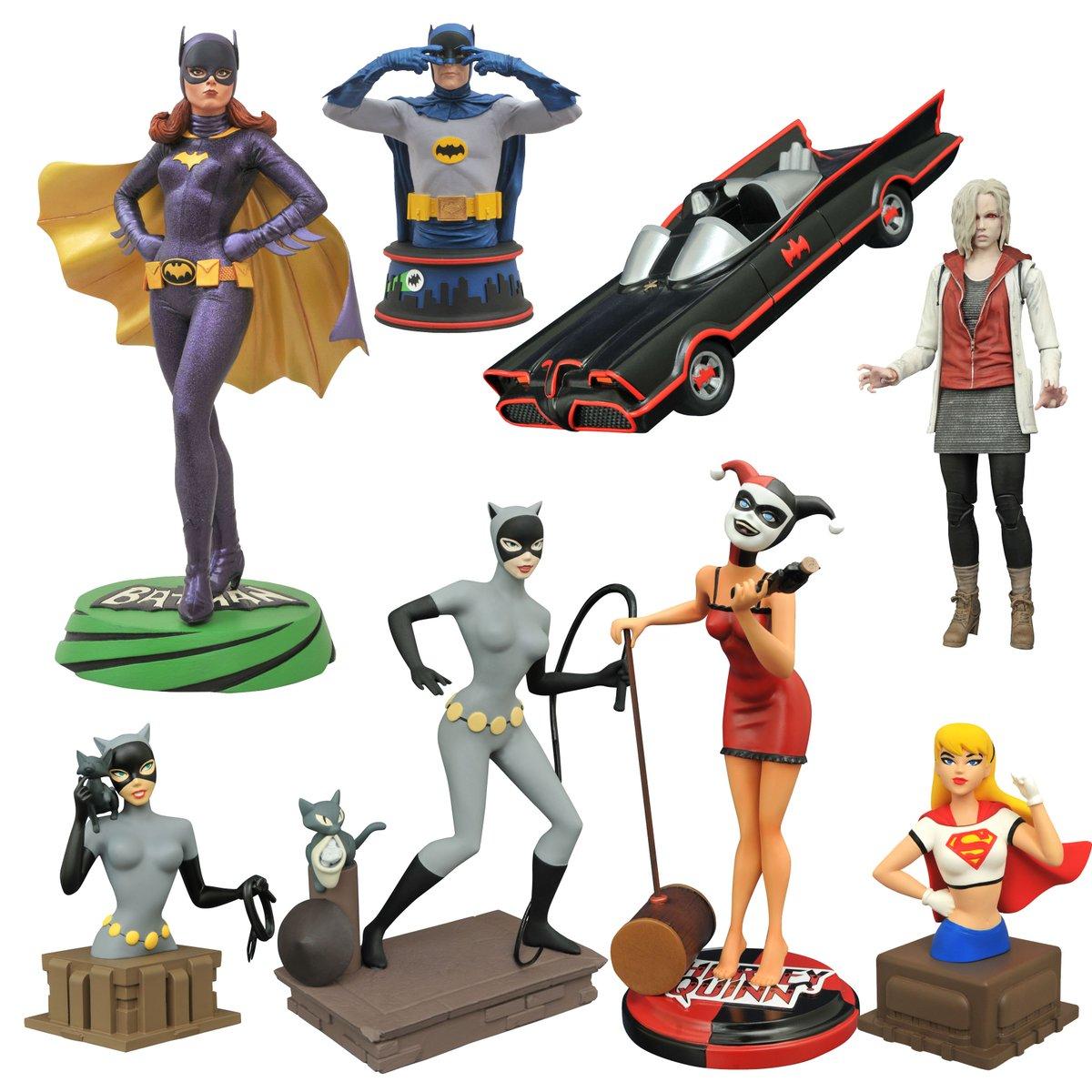 Big week at comic shops! #iZombie #Batman #Batgirl #Supergirl #HarleyQuinn #Catwoman by DST! https://t.co/VpYv2tHWjG https://t.co/exbEL1IcWX