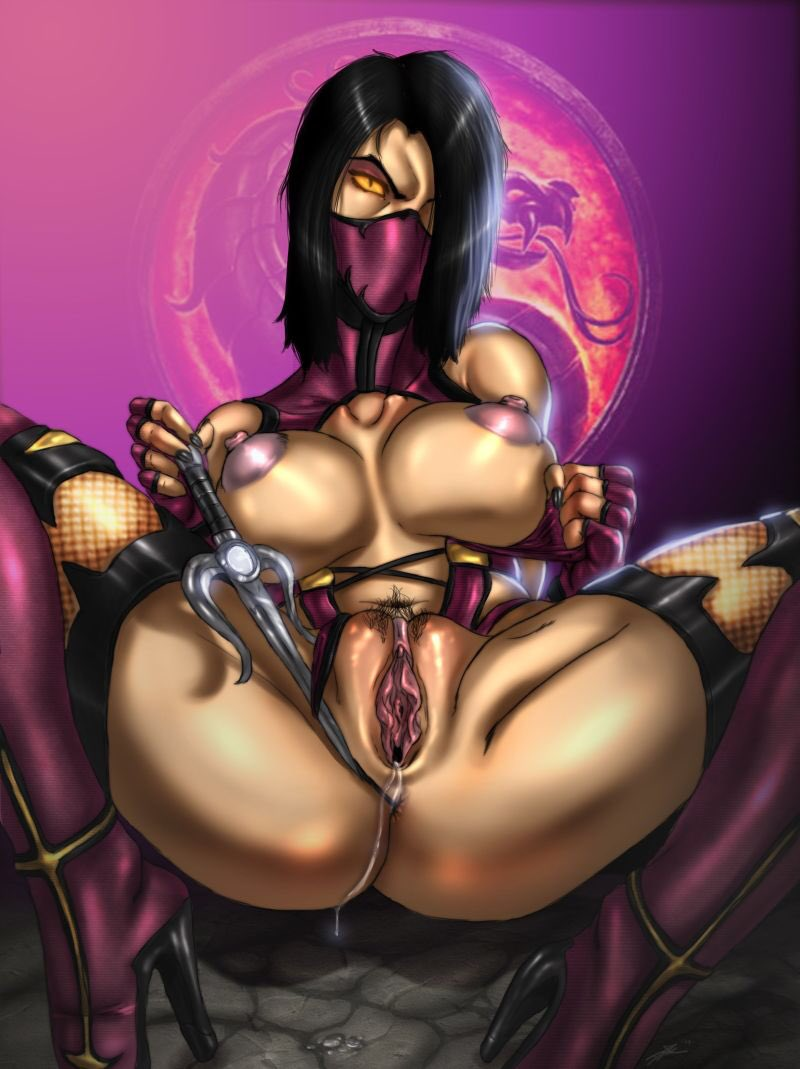 Sexy naked pictures of sheeva from mortal  hentai videos