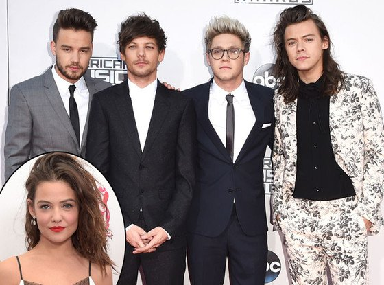 The Originals' Danielle Campbell is playing One Direction favorites: