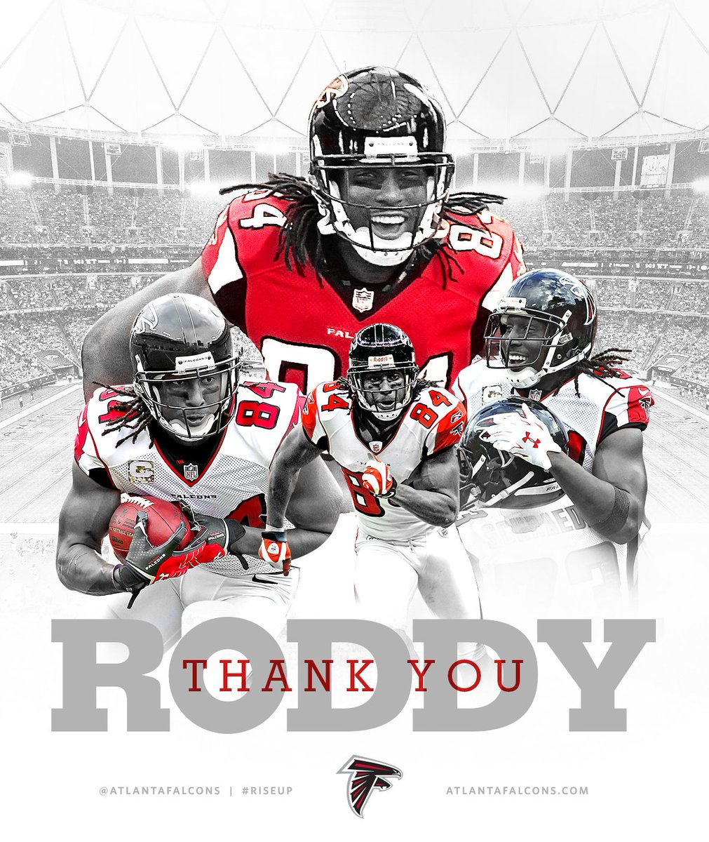Thank you for everything, 84. #ThankYouRoddy https://t.co/T0Vgfzz8nH