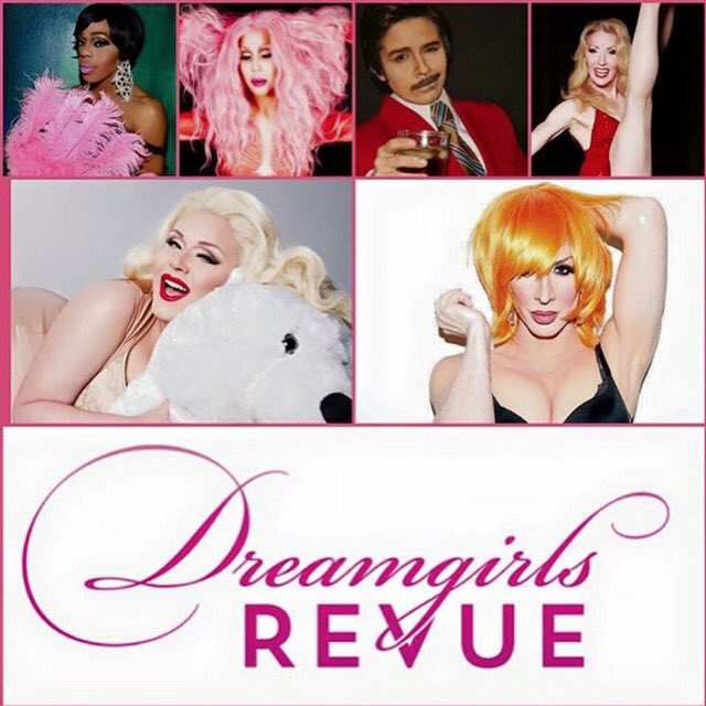 Dreamgirls Review featuring @THEEEDeltaWork @TheOnlyDetox and @ChadMichaels1 2nite @ 8pm. Call 619.491.0400 for Tix!