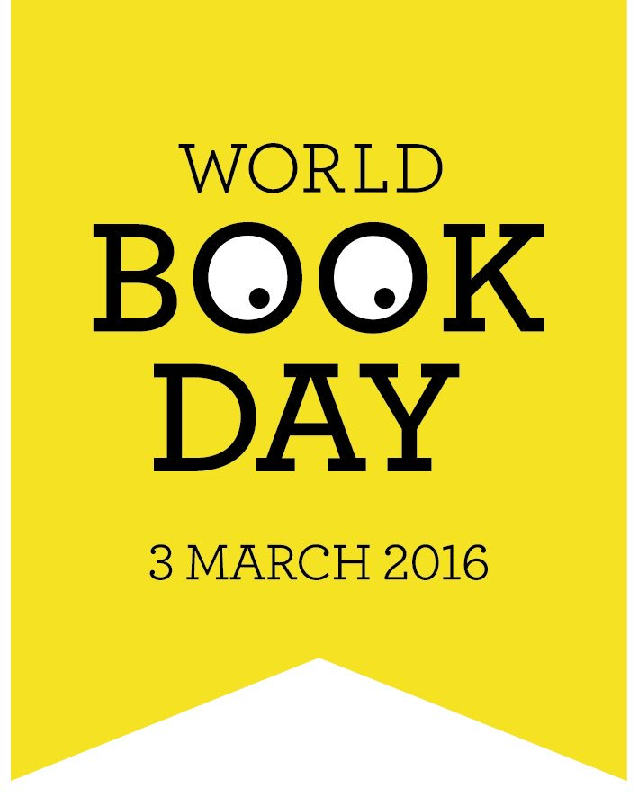 Happy #WorldBookDay! How are you celebrating? We will be sharing updates on our events throughout the day #WBD2016 https://t.co/feDqnwnRxD