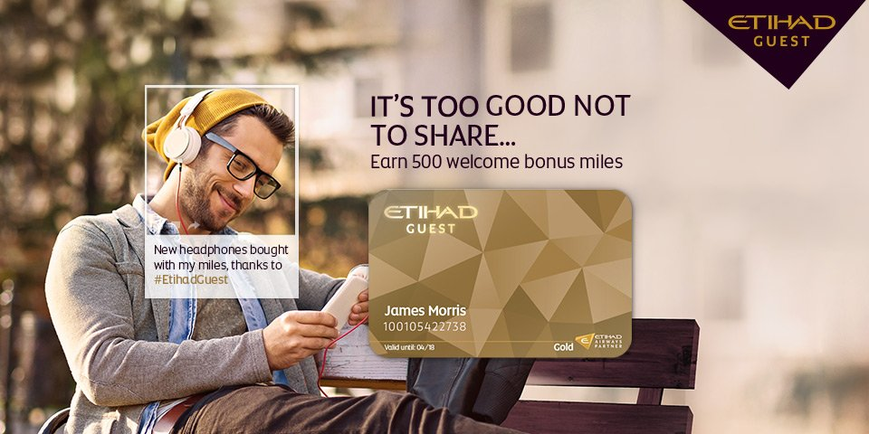 500 bonus miles and a world of rewards.  It's just TooGoodNotToShare  Join now: