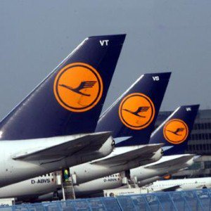 @lufthansa sets a new record at bhx with three quarters of a million passengers a year!