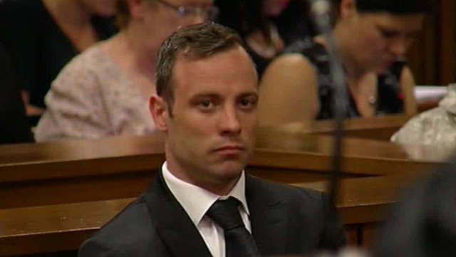 Oscar Pistorius can't appeal murder conviction, court says; April 17 sentencing awaits.