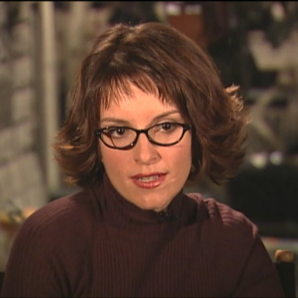 Throwback time! Tina Fey spills on her early SNL days in this 2002 clip: