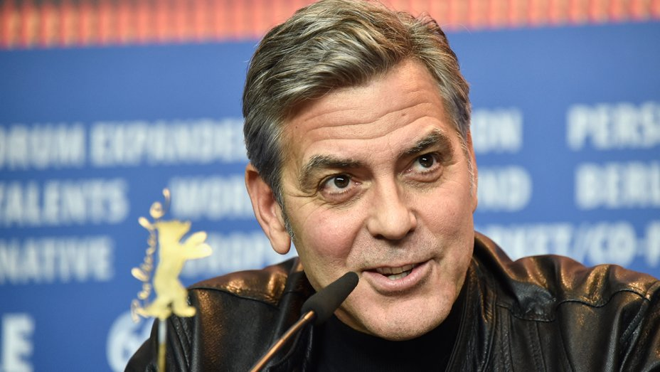 George Clooney: Donald Trump is a