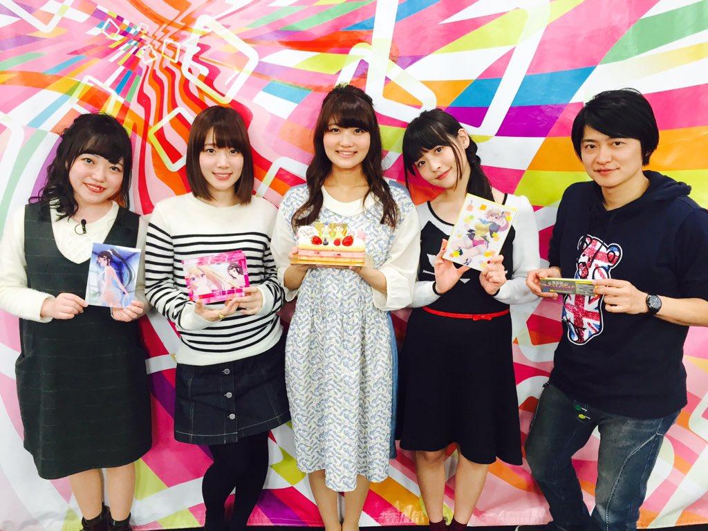 TVアニメ「無彩限のファントム・ワールド」宣伝対策室生放送スペシャルご視聴いただいた皆さま、ありがとうございました!!来