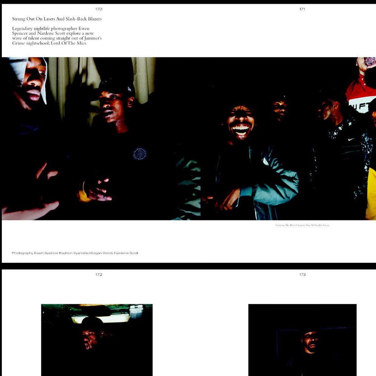 . @lordofthemics_ in the new issue of @wonderlandmag @ewenspencer @BlessedSWB @jammerbbk @UncleMez @fusion_ias
