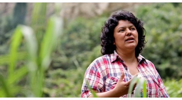 Rest In Power: Berta Cáceres coordinator of the Council of Indigenous Peoples of Honduras https://t.co/Pn644KNmtt https://t.co/c6TkAZ6Nkg