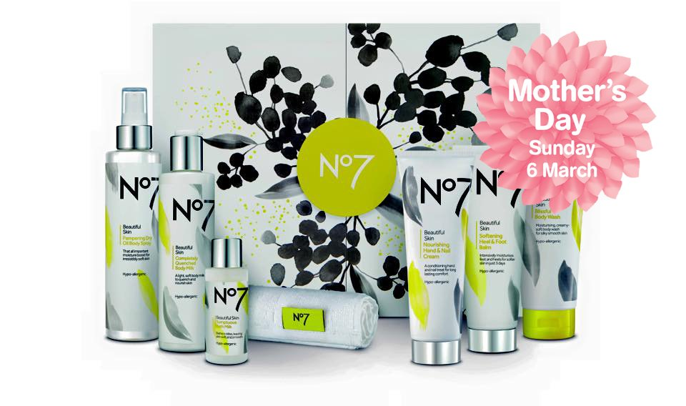 Treat your Mum to a gorgeous No. 7 Indulgent Bathing Gift Set on us! RT to win #mothersday #bootsdundrum https://t.co/Fat5pOZy7v