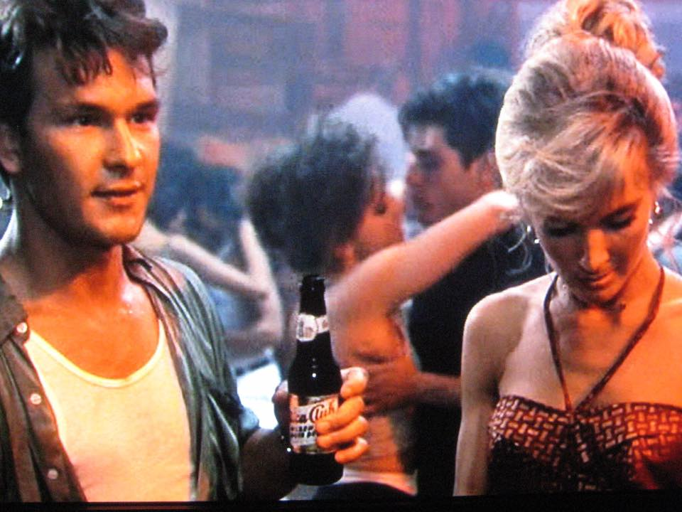 Patrick Swayze sippin' Utica Club in Dirty Dancing, because nobody puts U.C. in a corner. #ThrowbackThursday https://t.co/7XNeoKK8Qi