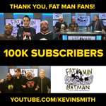 Thanks to all the folks who subscribed to my /KevinSmith @YouTube channel! New episode here: https://t.co/9Zqiu79ZSO https://t.co/RCjZZte3ax
