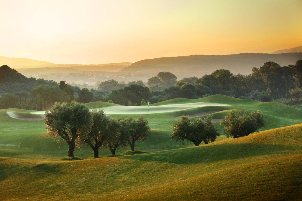 .WestinCNavarino among the best golf resorts in Europe for 2016.