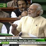 PM Modi's suggestion: Keep one week for first timers in Parliament https://t.co/jdDdxGUevm https://t.co/YpPd3uLnK3