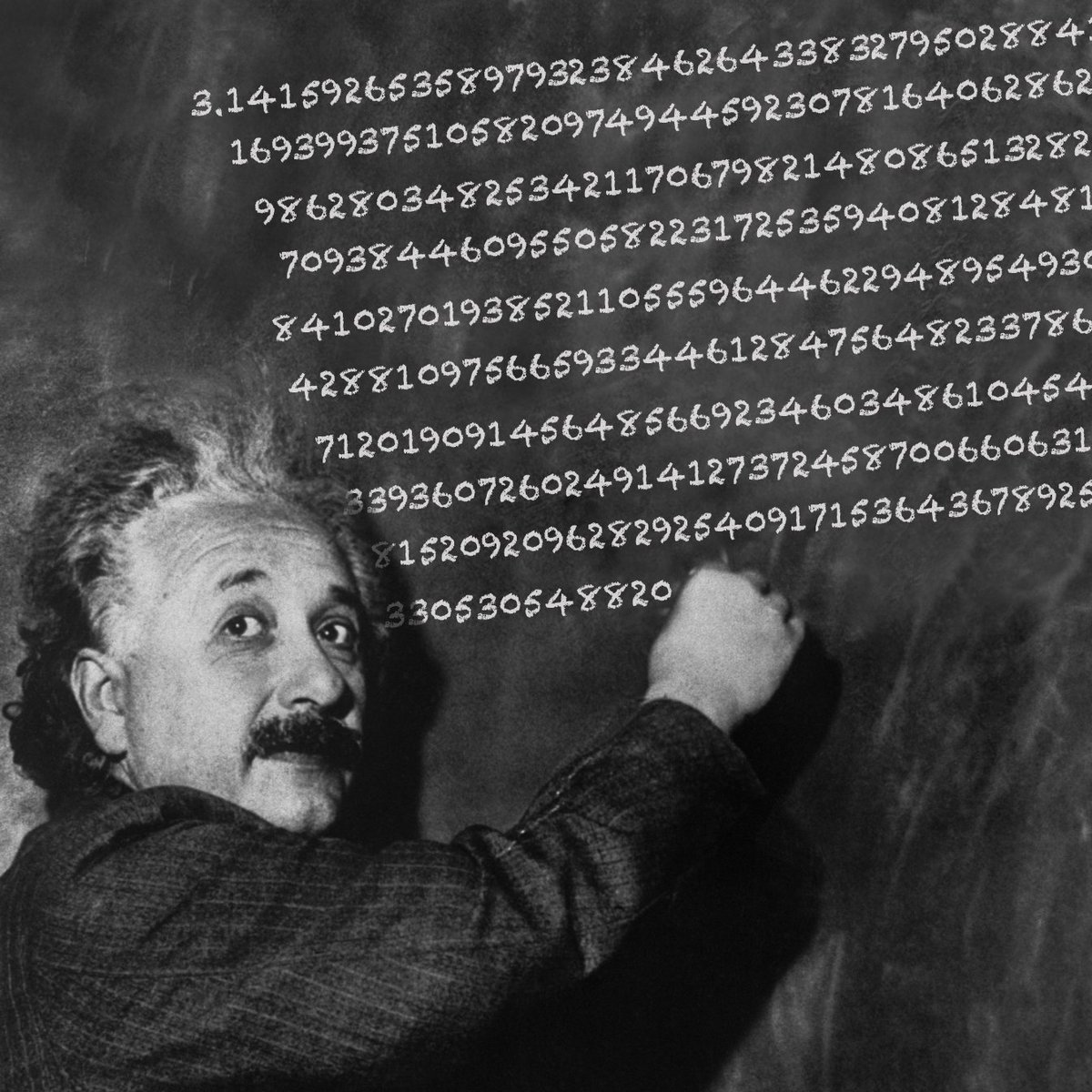 Happy #PiDay and @AlbertEinstein's birthday! https://t.co/ckACMMiZyK
