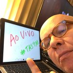 Entro ao vivo no Periscope para responder vocês as 19h15. Mande perguntas com #Tas9M https://t.co/rOyG5HBWWY
