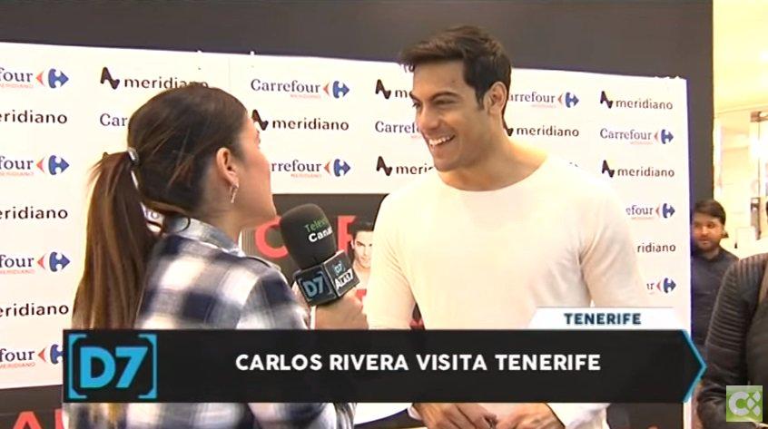 Nuestra compañera Marta estuvo este miércoles con @_CarlosRivera . Puedes verlo en: https://t.co/itBd0H33dB https://t.co/5eeUYTjpmh