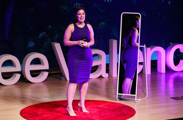 ".@theashleygraham on ""no one perfect body"" at @TEDxBerklee: https://t.co/JCRVRvGNcw https://t.co/s9xuLEBYA1"