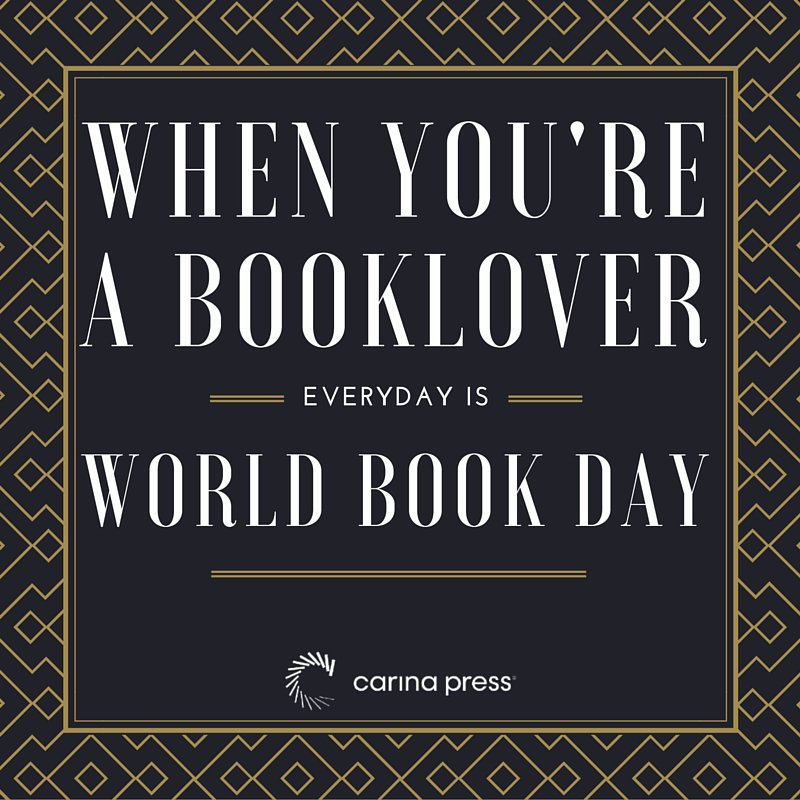 Happy ~official~ #WorldBookDay! https://t.co/nM6x8WeduW