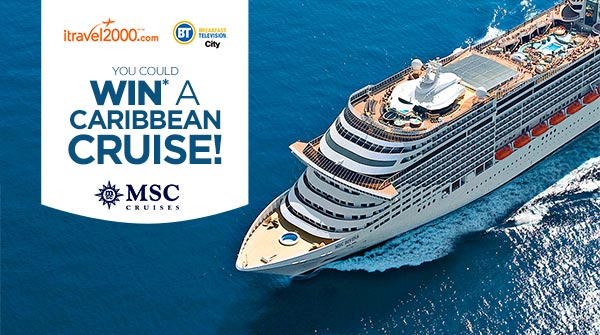 We're teaming up w/ itravel2000 to give a lucky winner & a guest a 7-night Caribbean Cruise https://t.co/AspDoXsIk7 https://t.co/AaJJx56HBR