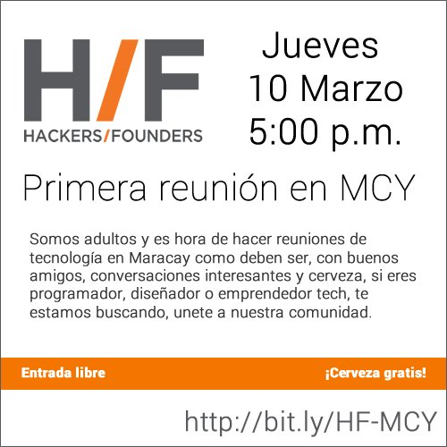 Si estas en Maracay y te gusta la tecnología por favor ayudanos a compartir esto https://t.co/jkFtcrssD8 https://t.co/RAzlhrrMCd