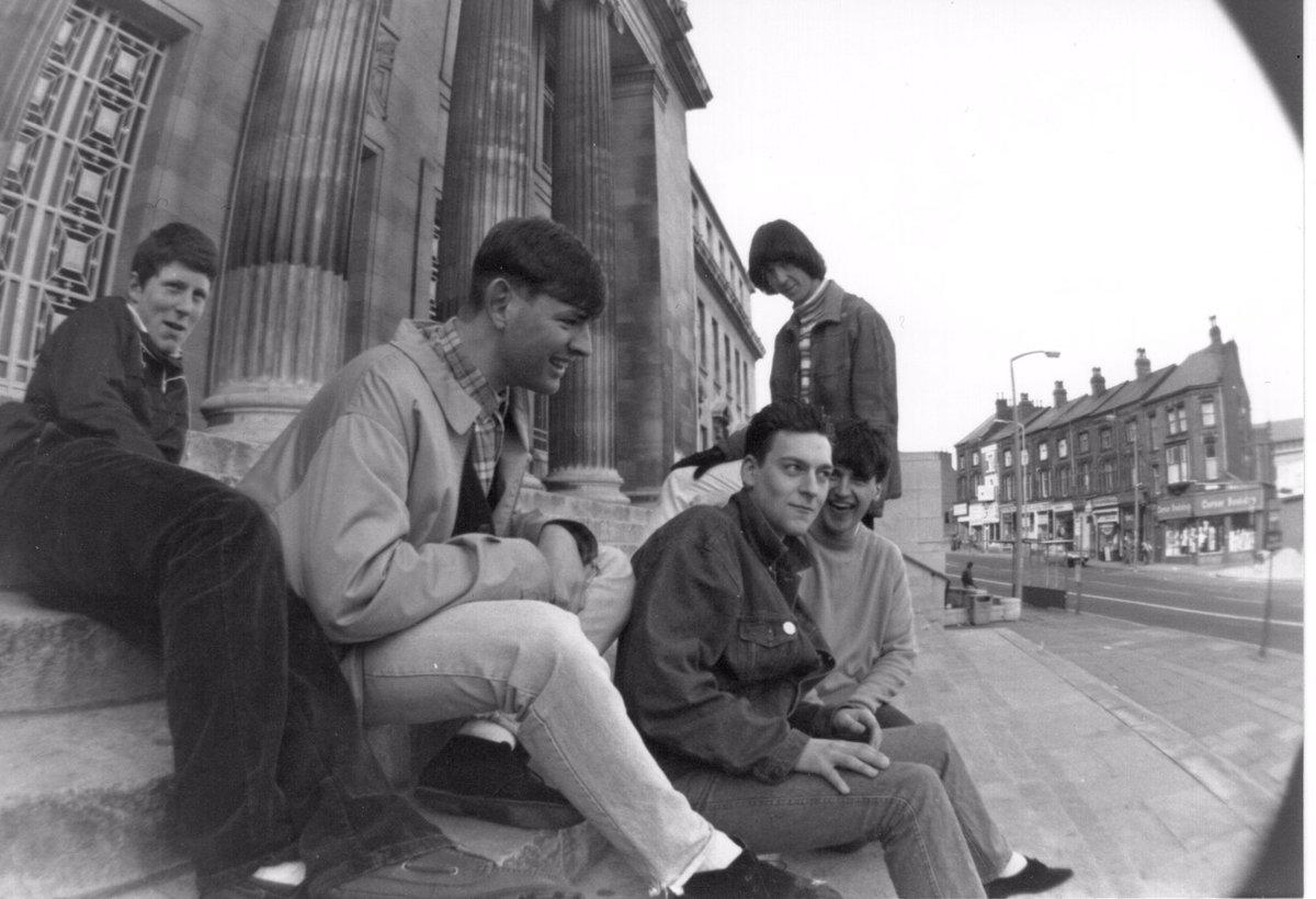 1987 @inspiralsband  Cool As F*ck! #CoolAs x https://t.co/pVDkGTkOW6