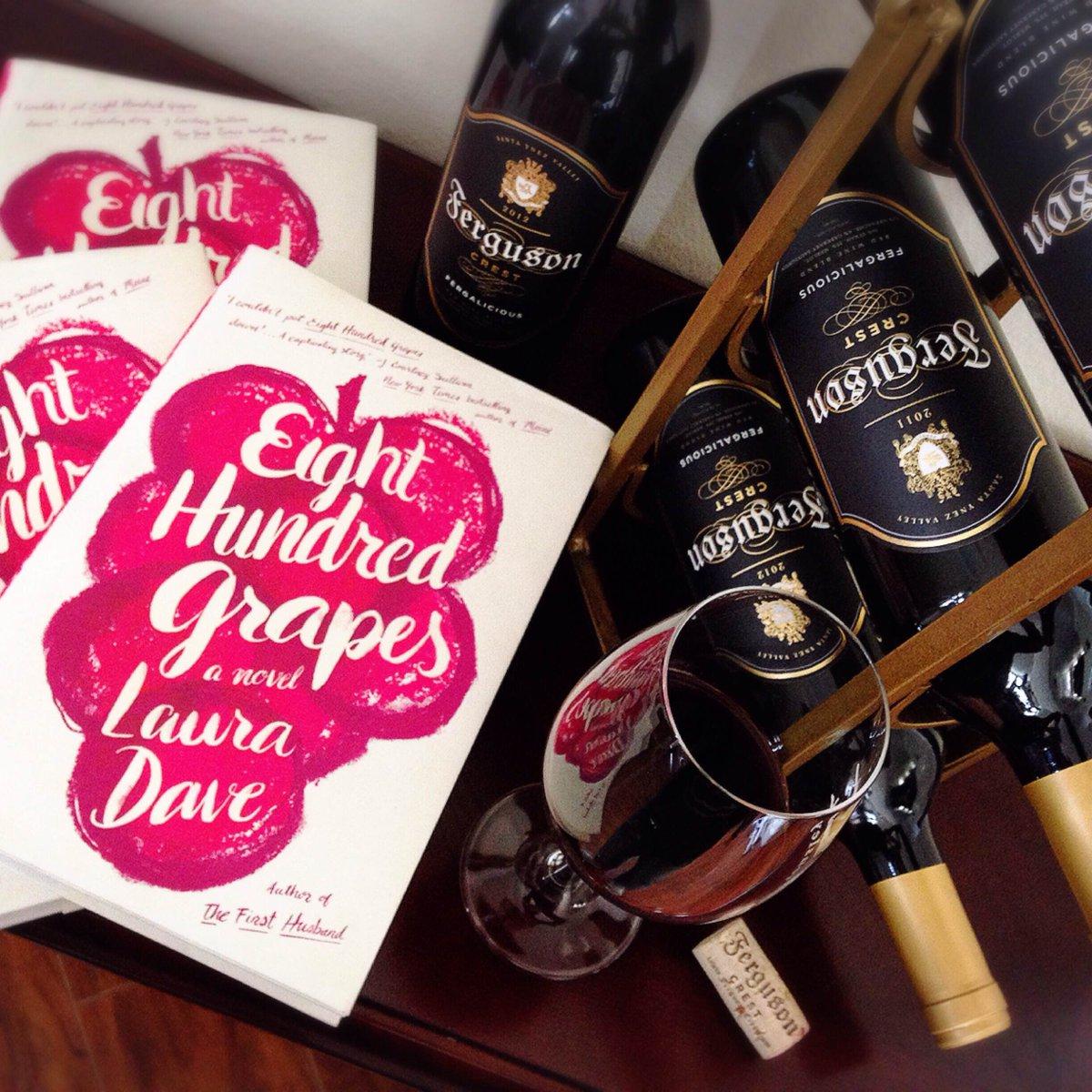 RT @FergusonCrest: My #bookclub can #read between the #wines.???????????? #worldbookday #wineclub #redwine #fergalicious https://t.co/qMyV254EPp htt…