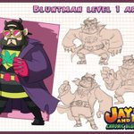 RT @PlayFig: Bluntman unlocked! A second character reveal for Jay and Silent Bob: Chronic Blunt Punch. https://t.co/LfrqCQbCiY https://t.co…