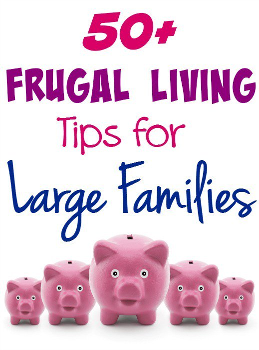 Here are our Frugal Tips to save money with a Large Family  https://t.co/yX1Wnxvpaw  #FrugalLiving https://t.co/QZOHaLX0vt