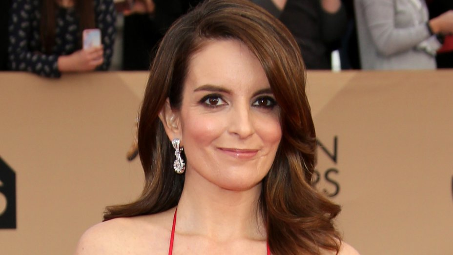 Tina Fey Talks