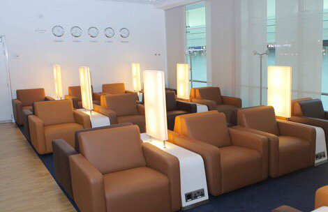 Lufthansa opens lounges within Dubai International Concourse D