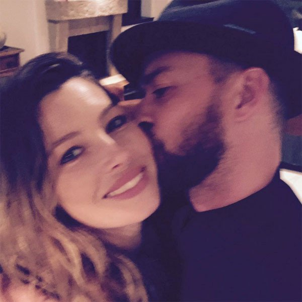 Justin Timberlake just gave Jessica Biel the cutest birthday message on Instagram: