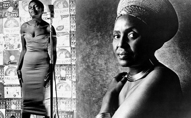Miriam Makeba appreciation day.  Happy birthday, Mama!