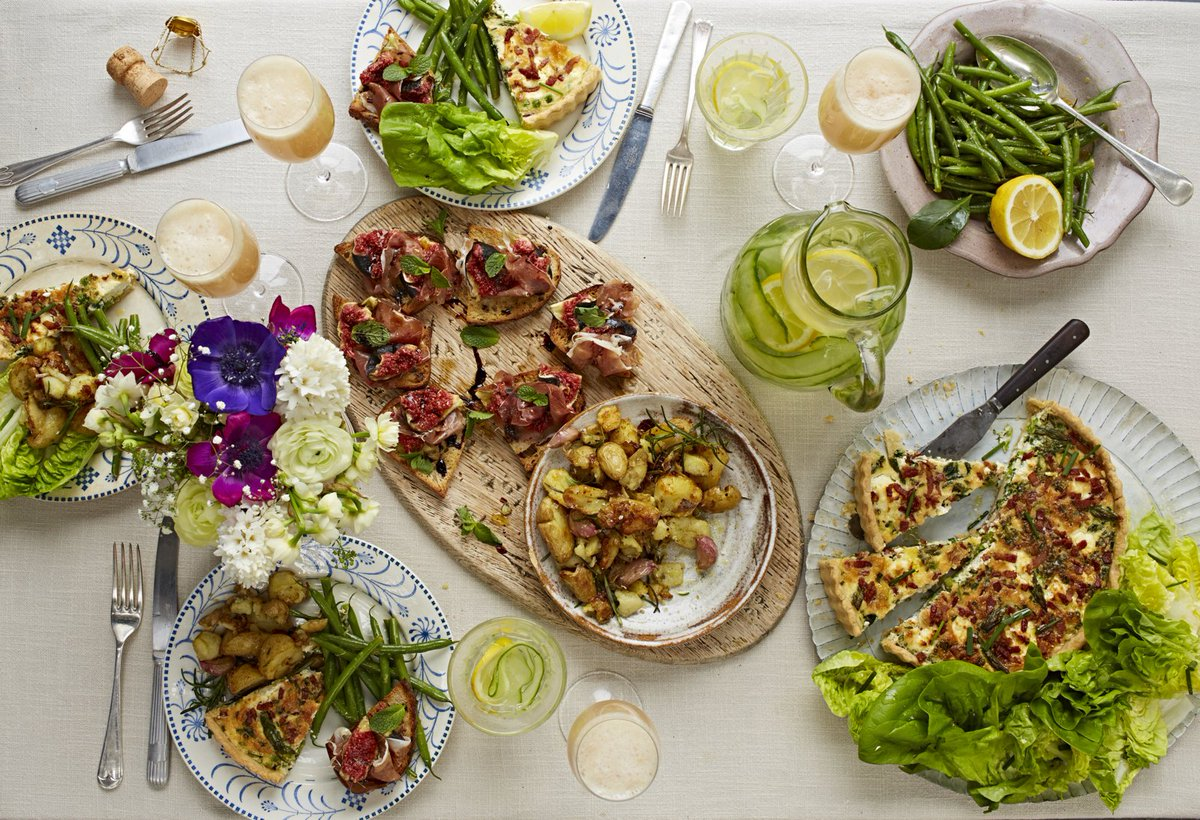loads of lovely ideas for the perfect Mother's Day lunch https://t.co/9PUhjCNCgV https://t.co/OeRKLq09lp