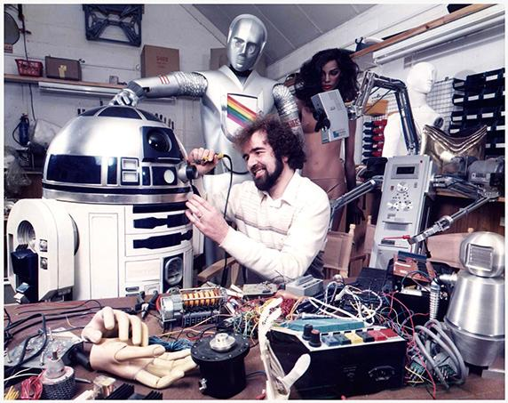 Tony Dyson, the man who created Star Wars' R2-D2, dead at age 68 https://t.co/y02qw4E9Qf https://t.co/qCmkTSP7SM