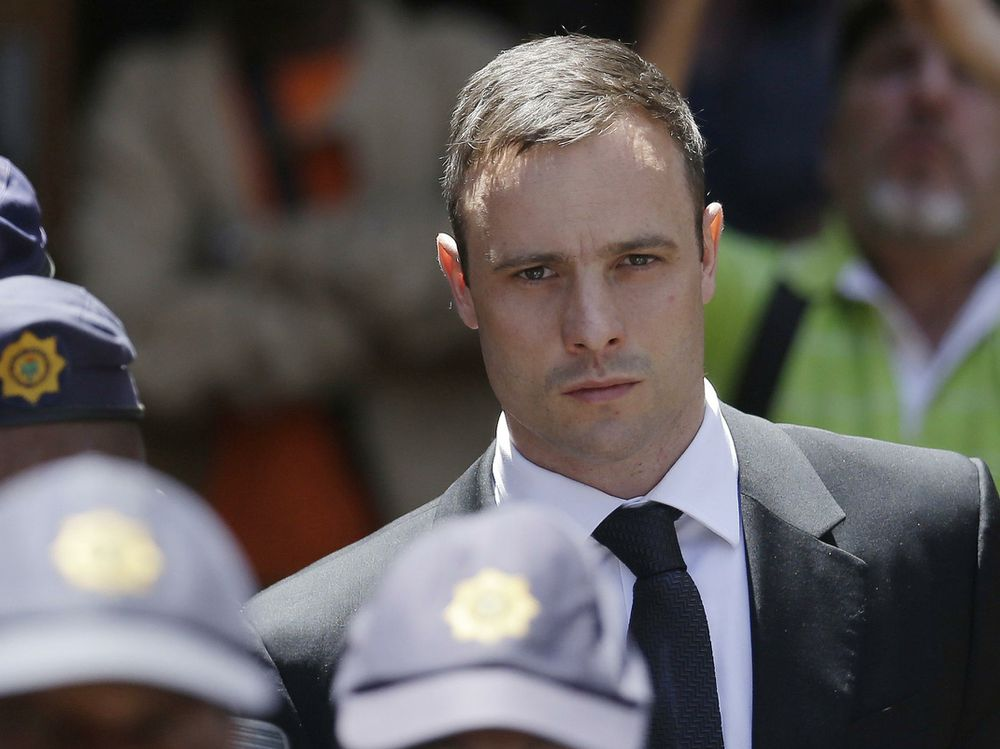 South Africa's highest court dismisses Oscar Pistorius appeal of his murder conviction